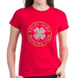 Foley Irish Drinking Team Tee