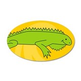 Iguana Wall Decal