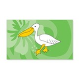 Pelican Wall Decal