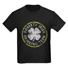 Doherty Irish Drinking Team T