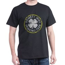 Doherty Irish Drinking Team T-Shirt