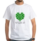 Celtic Heart (Green) Shirt