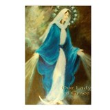 Our Lady of Grace Postcards (Package of 8)