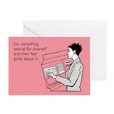 Something Special For Yourself Greeting Card