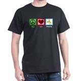 Peace Love Plumbing T-Shirt