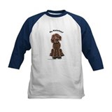 Chocolate Labradoodle Tee
