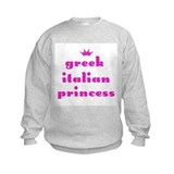 Greek Italian Princess (pink) Jumpers