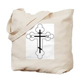 Eastern Cross Tote Bag