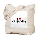 I * Cassandra Tote Bag