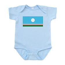 Sakha Flag Infant Bodysuit