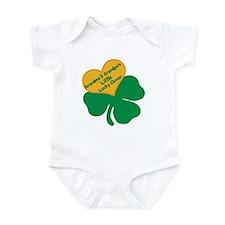 Lucky Clover/Grandma & Grandpa Infant Bodysuit