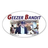 Geezer Bandit Decal