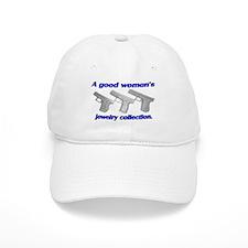 A Good Woman's jewelry collec Baseball Cap