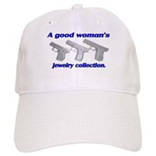 A Good Woman's jewelry collec Cap