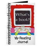 Reading Month What's a Book Journal