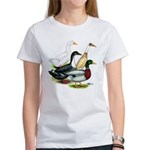 Duck Quartet Women's T-Shirt