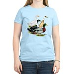 Duck Quartet Women's Light T-Shirt