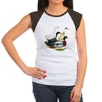 Duck Quartet Women's Cap Sleeve T-Shirt
