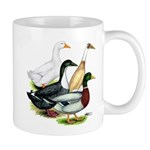 Duck Quartet Mug