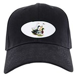 Duck Quartet Black Cap