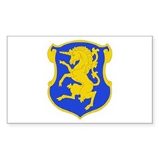 DUI - 6th Sqdrn - 6th Cavalry Regt Decal