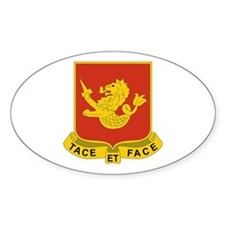 DUI - 5th Bn - 25th Field Artillery Regt Decal
