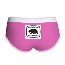 Funny Made california Women's Boy Brief