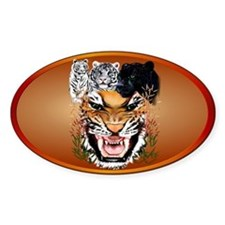 Big Cats Decal