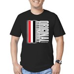 Original Automobile RWB Men's Fitted T-Shirt (dark