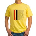 Original Automobile RWB Yellow T-Shirt