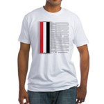 Original Automobile RWB Fitted T-Shirt