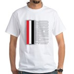 Original Automobile RWB White T-Shirt