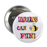 "Libraries 2.25"" Button (100 pack)"