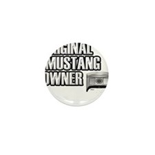 Mustang Owner Mini Button (10 pack)