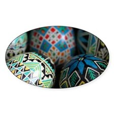 Pysanky Group, Blues Decal
