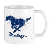 Mustang - Grunge  Tasse