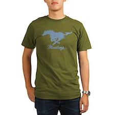 Mustang - Grunge T-Shirt