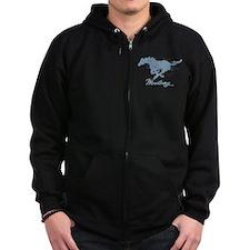 Mustang - Grunge Zip Hoodie