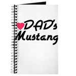 Dads Mustang Journal