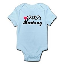 Dads Mustang Infant Bodysuit