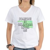 Someone in Oklahoma Shirt