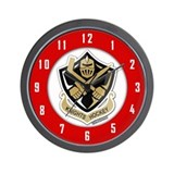 CA Knights Hockey Wall Clock