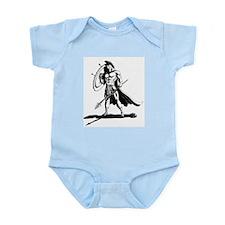 Spartan Infant Bodysuit