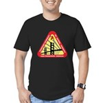 Starfleet Academy Men's Fitted T-Shirt (dark)