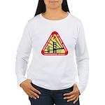 Starfleet Academy Women's Long Sleeve T-Shirt