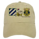 15th Infantry Regt-Rocky 3ID Baseball Cap