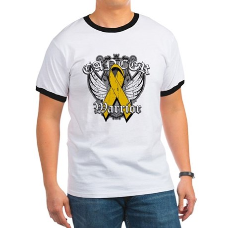 Appendix Cancer Warrior Ringer T