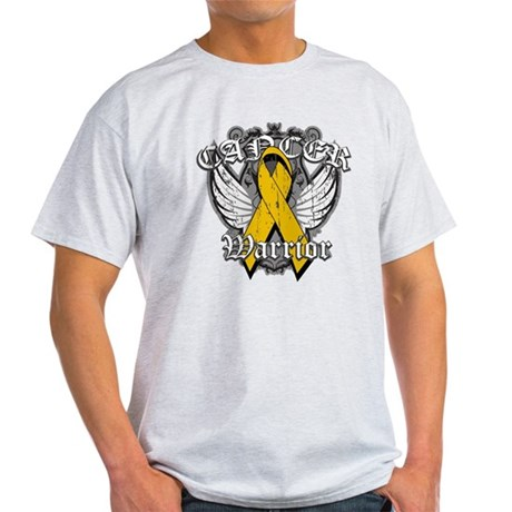 Appendix Cancer Warrior Light T-Shirt