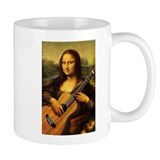 Mona Guitar Coffee Mug