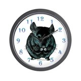 Chin 1 Wall Clock